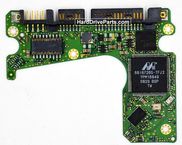 BF41-00200A Samsung PCB Circuit Board HDD Logic Controller Board