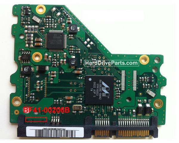 Samsung PCB Board BF41-00206B R00